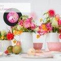 Rocking Flamingo Hochzeitskonzept