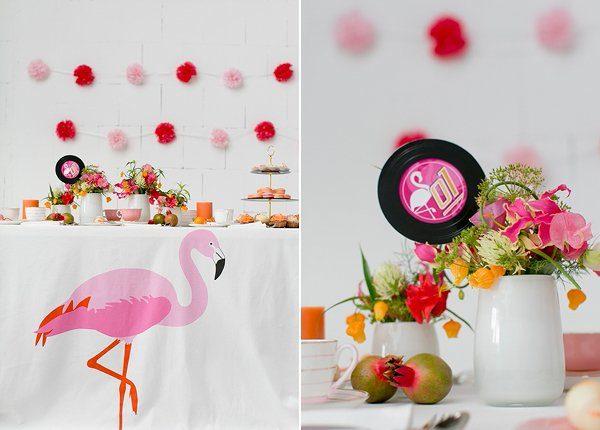 Rocking Flamingo Hochzeitskonzept13