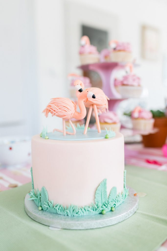 Flamingo Baby Party