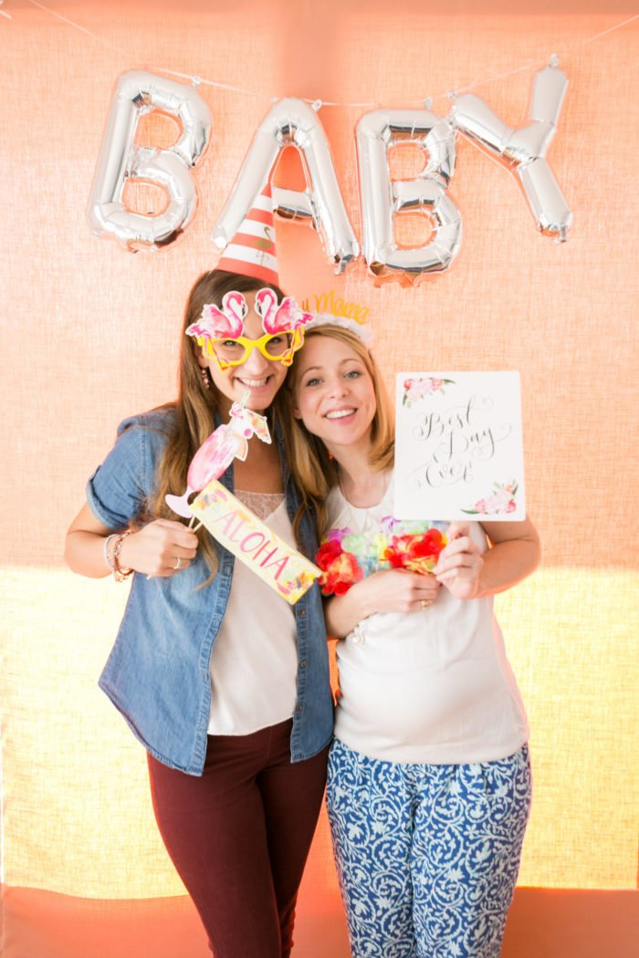 Photo Booth Babyparty