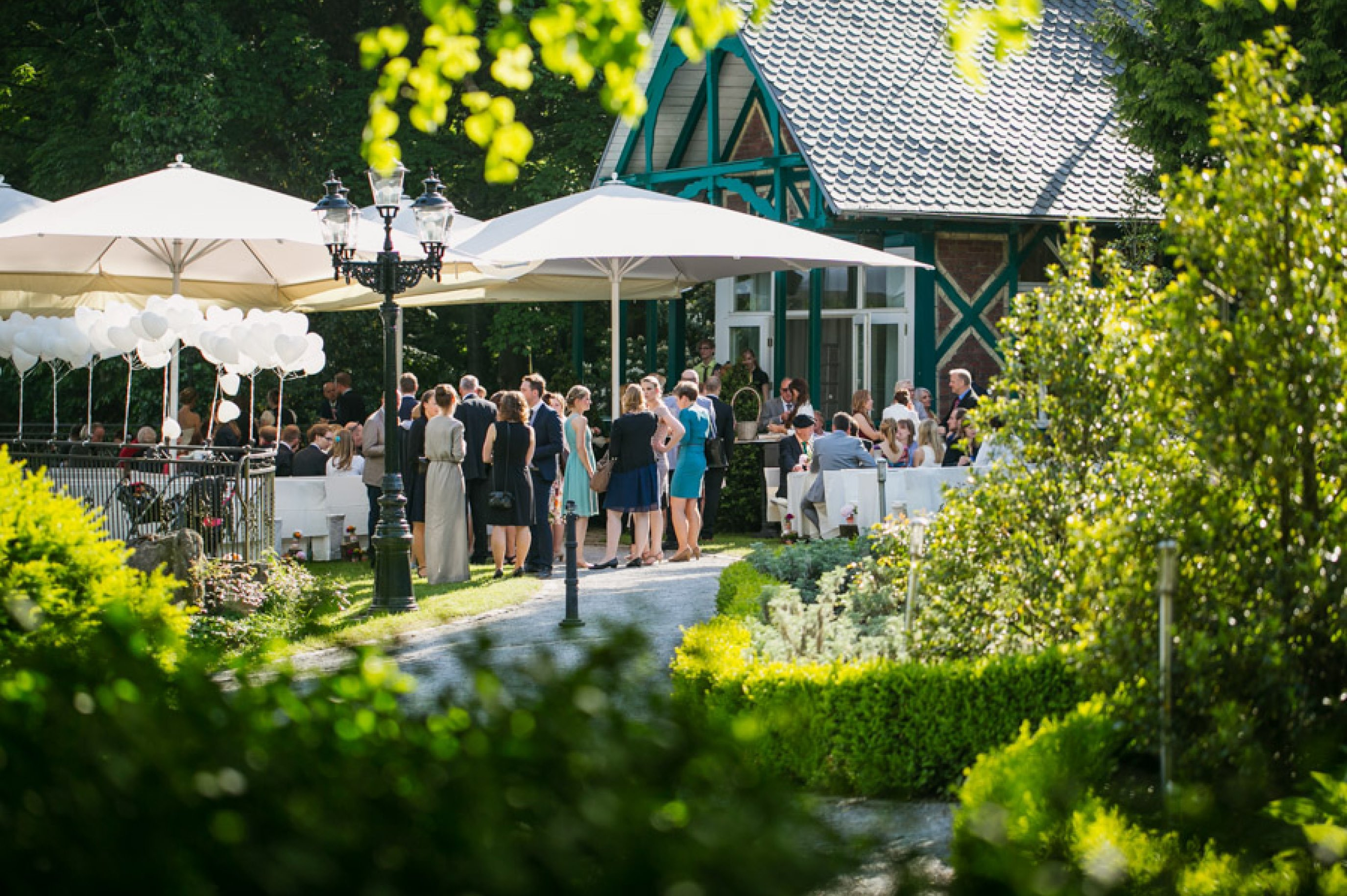 Schloss Grünewald Hochzeit von Charmed wed29