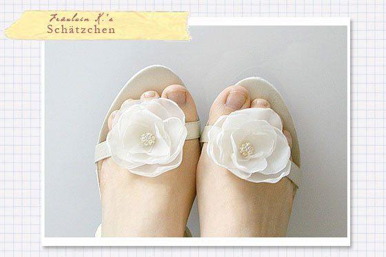 Süße Schuhclips