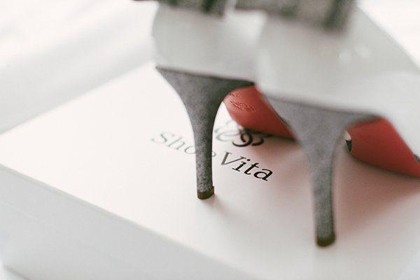 Selbst designte Schuhe von Shoevita2