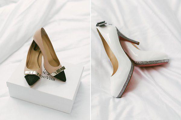Selbst designte Schuhe von Shoevita3