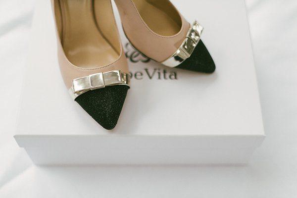 Selbst designte Schuhe von Shoevita4