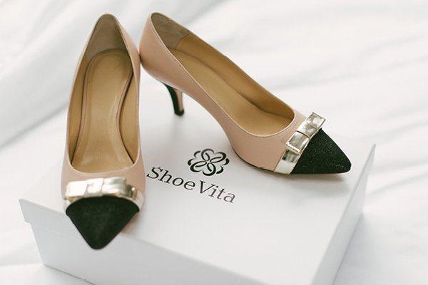 Selbst designte Schuhe von Shoevita6