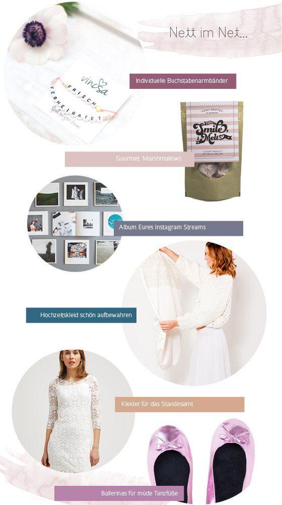 Shoppingtipps für Brautpaare zur Hochzeit