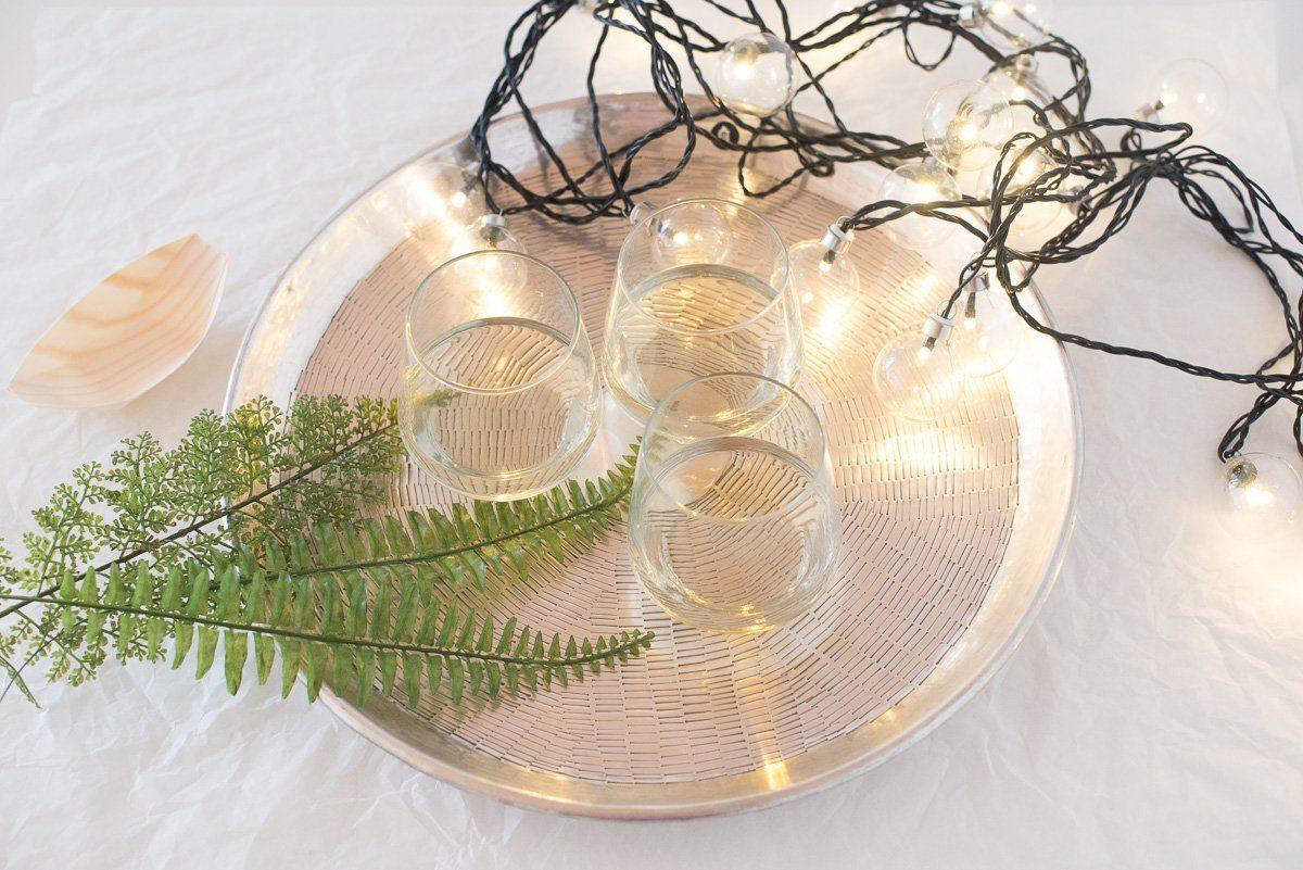 silber tablett house doctor 3 hochzeitsblog fr ulein k sagt ja partyshop. Black Bedroom Furniture Sets. Home Design Ideas