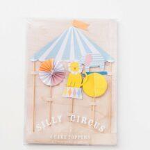 Silly Circus Kindergeburtstag Zirkus Meri meri -3