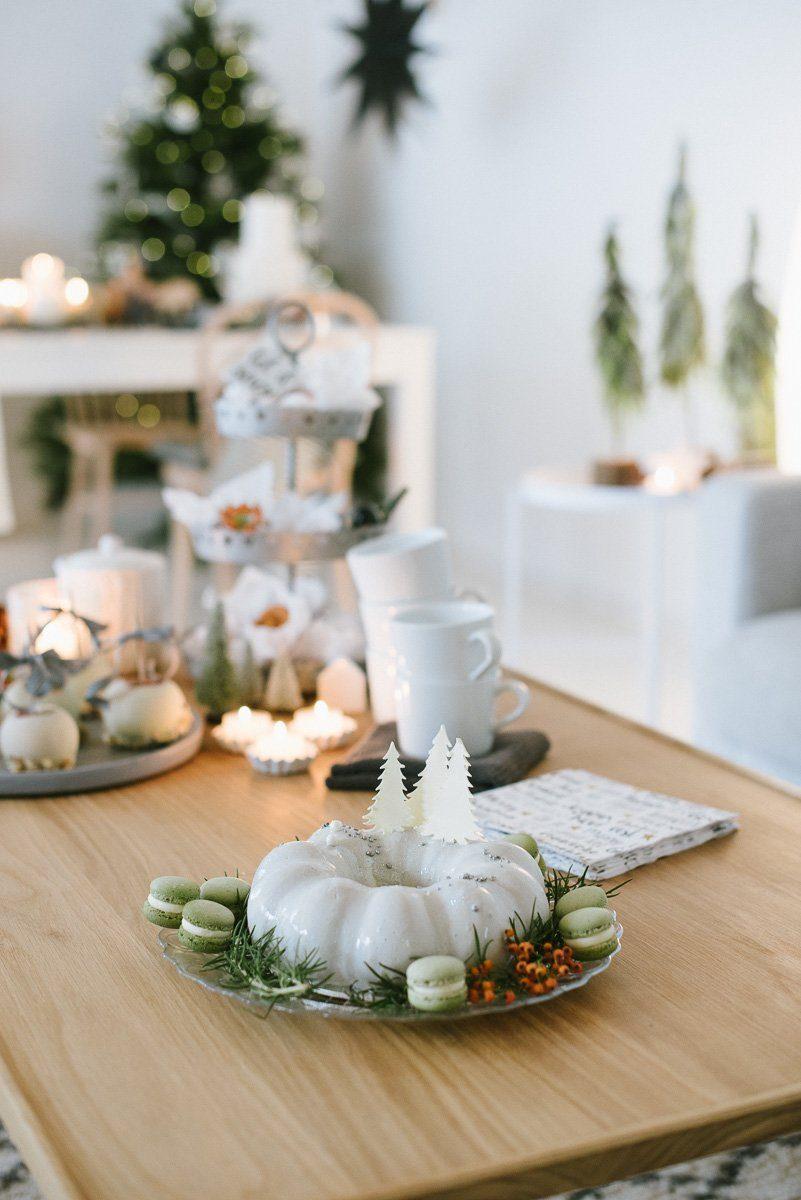 Weihnachten im Skandinavischer Stil