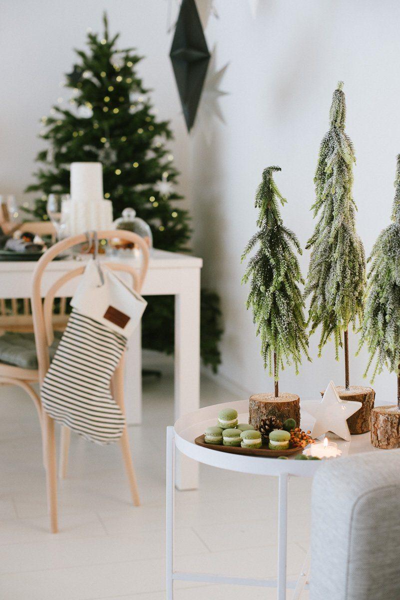 nordisch gem tliche weihnachtsdekoration fr ulein k sagt ja hochzeitsblog. Black Bedroom Furniture Sets. Home Design Ideas
