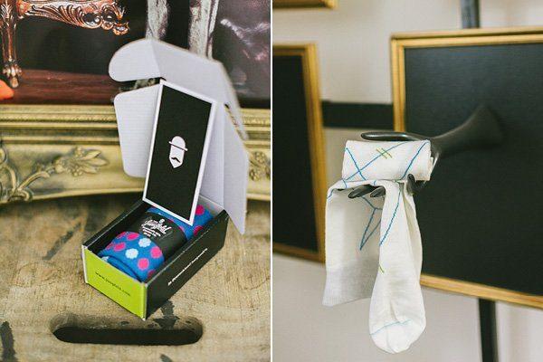 Socken für den Bräutigam von Jungfeld2