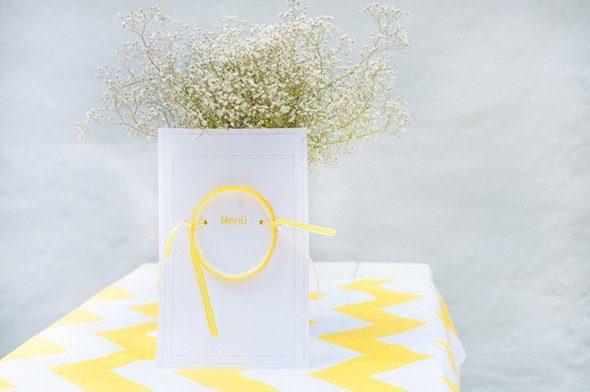 Sommerliche Tischdeko mit gelben Zitronen by Fräulein K sagt Ja3