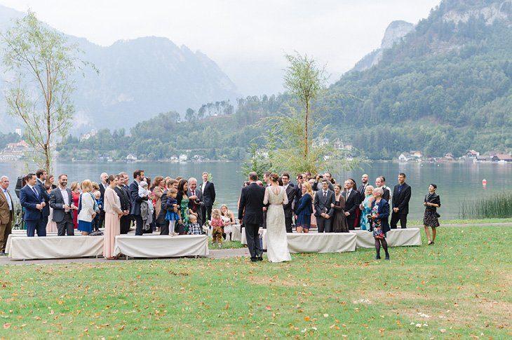 Spitzville am Traunsee - Eine Hochzeit im Freien von Julia Kollmann 17