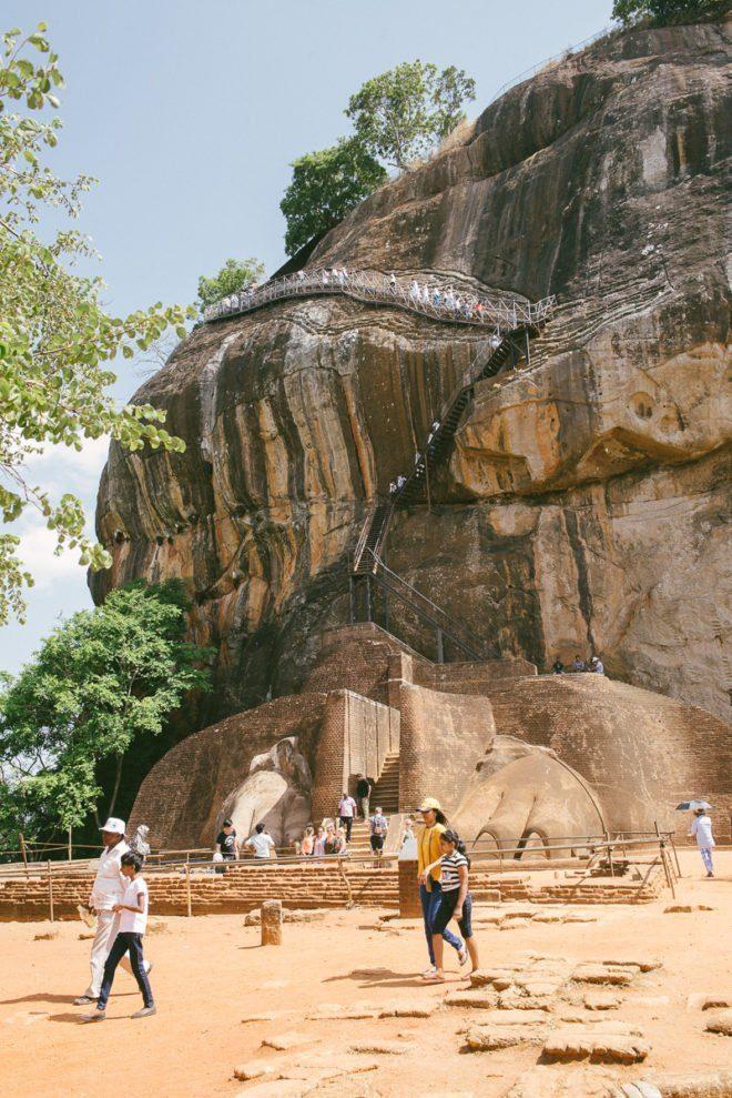 Flitterwochen Sri Lanka