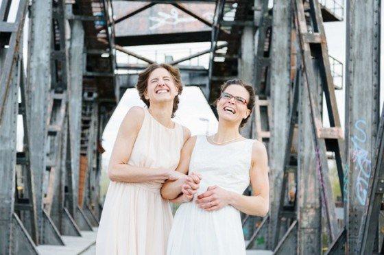 Katharina & Karolin heiraten – fotografiert von Stefan Deutsch
