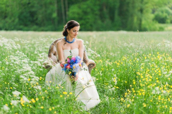 Hallo Sommer! Knallige und farbenfrohe Hochzeitsinspiration für die schönste Jahreszeit