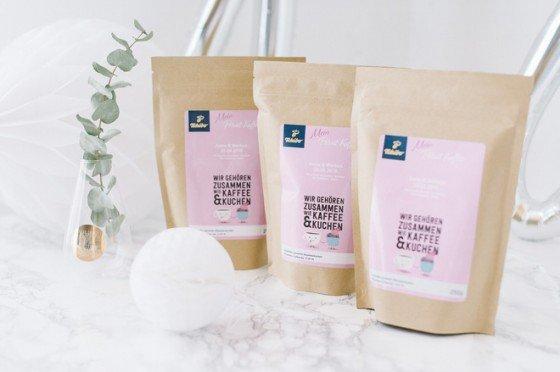Ein aromatisches Geschenk – Hochzeitskaffee von Mein Privat Kaffee