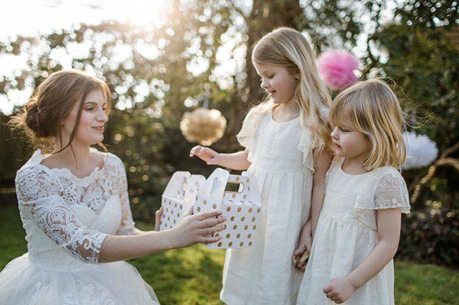 Tipps für Kinder bei der Hochzeit - Tambini Überraschungspaket