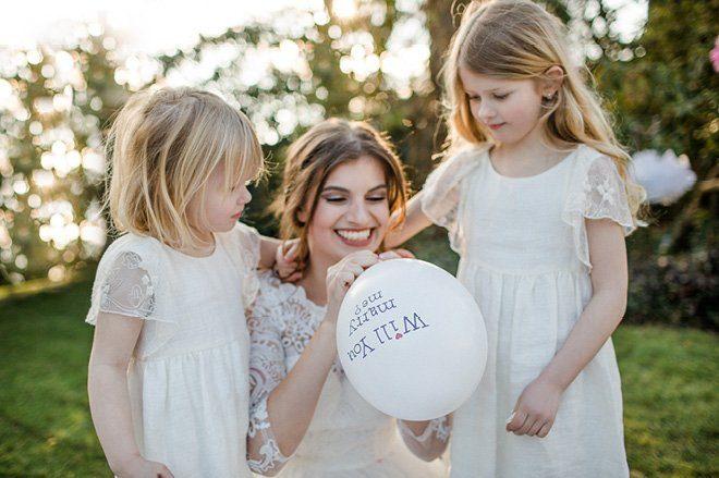 Tipps für Kinder bei der Hochzeit - Tambini Überraschungspaket11