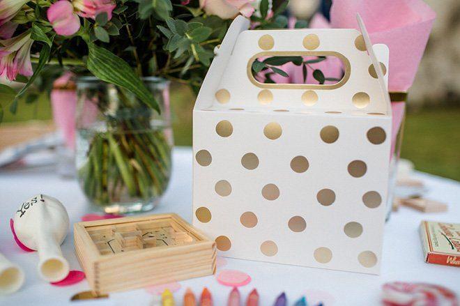 Tipps für Kinder bei der Hochzeit - Tambini Überraschungspaket13