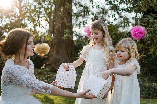 Tipps für Kinder bei der Hochzeit - Tambini Überraschungspaket4