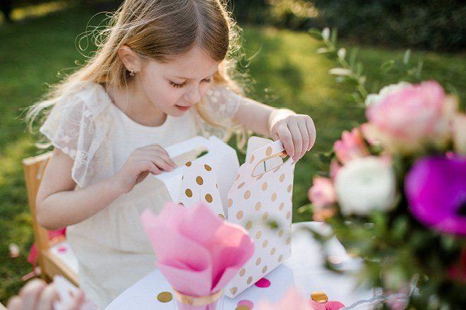 Tipps für Kinder bei der Hochzeit - Tambini Überraschungspaket5