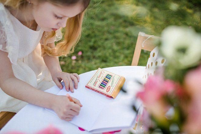 Tipps für Kinder bei der Hochzeit - Tambini Überraschungspaket7