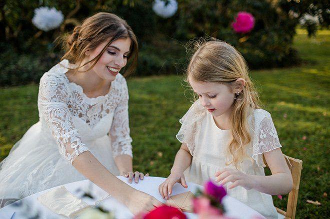 Tipps für Kinder bei der Hochzeit - Tambini Überraschungspaket9