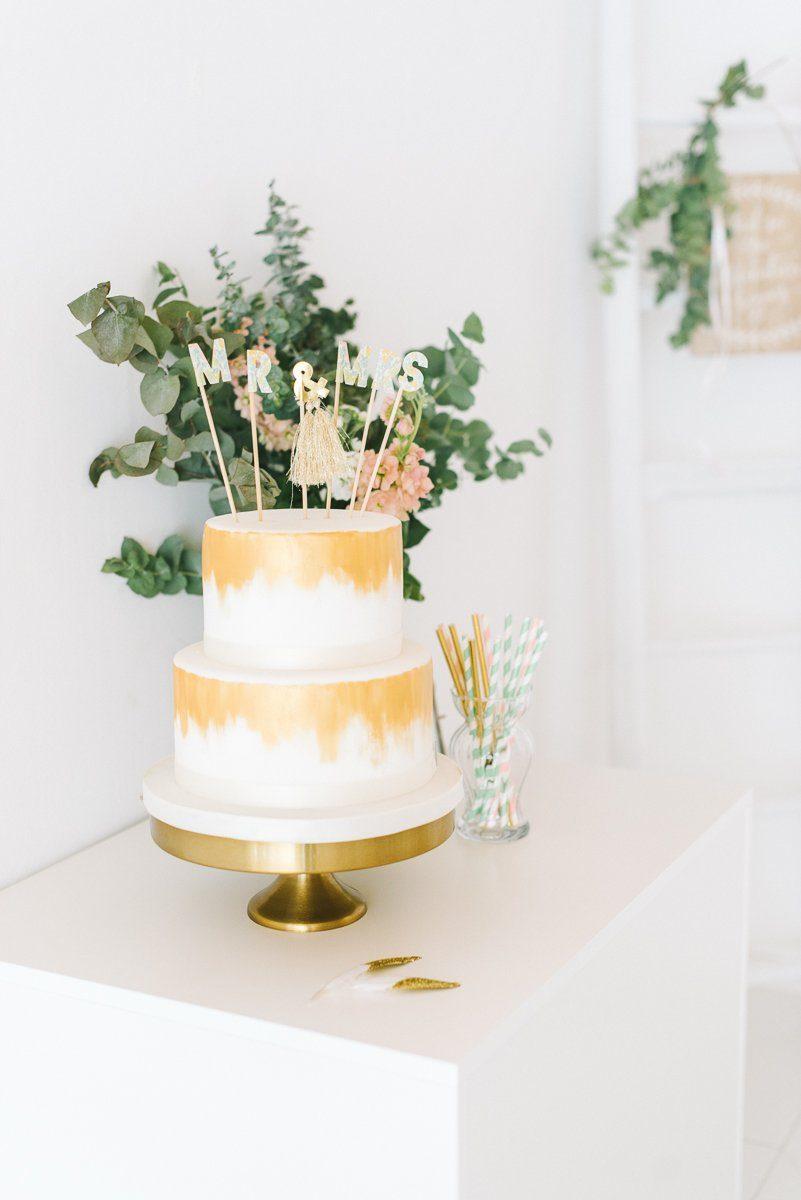 Tischdeko in Pastell Rosé Mint Vanille - Frl. K sagt Ja-29