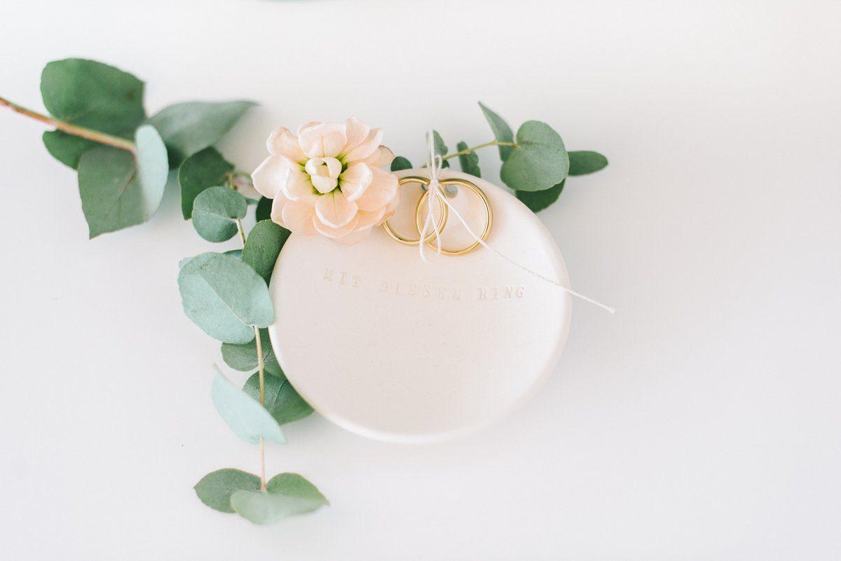 Tischdeko in Pastell Rosé Mint Vanille - Frl. K sagt Ja-54