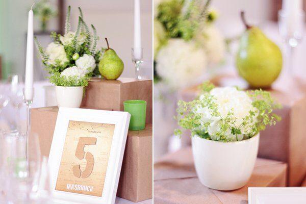 Tischlein schmück Dich Wedding Design