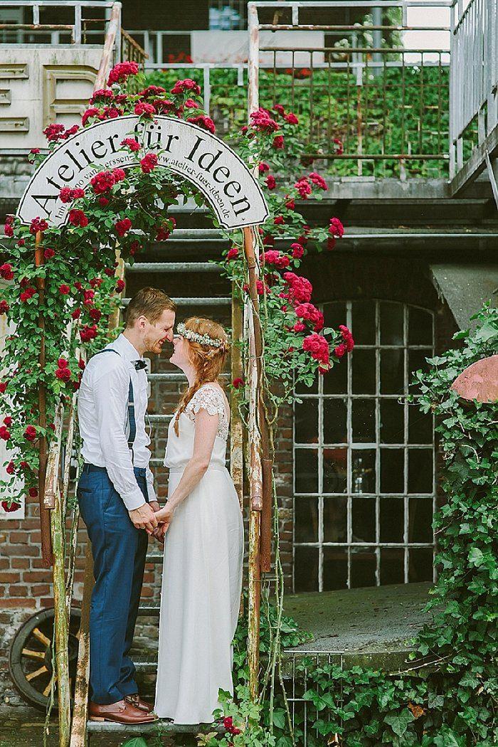 Retro Hochzeit Viller Mühle von Hanna Witte 21