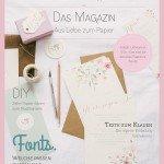 Frl. K Magazin - Aus Liebe zum Papier