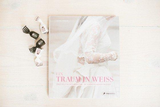 Ein Traum in Weiß und ein paar weitere Hochzeitsbuchtipps