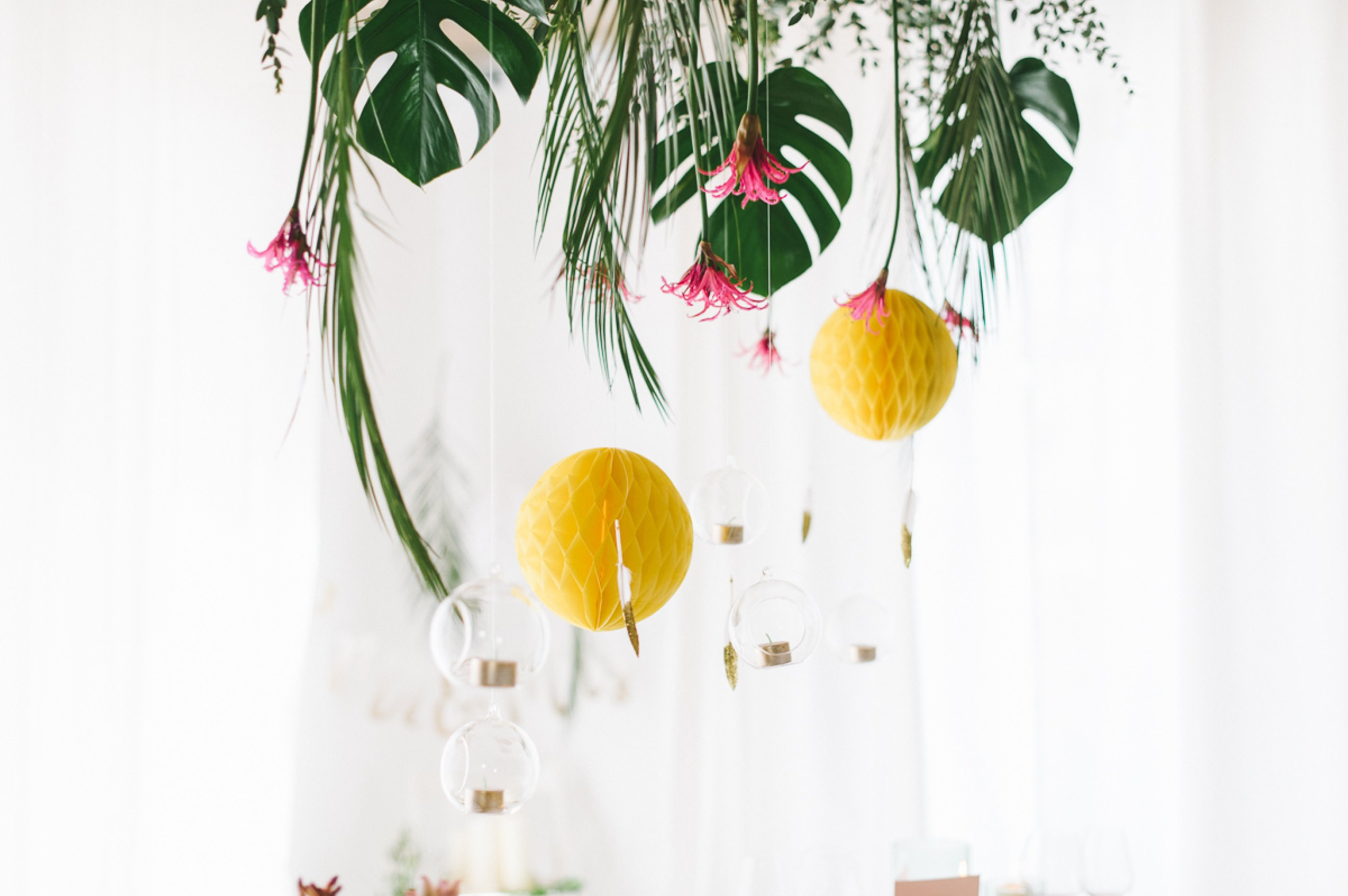 Tropical summer night Styled Shoot5