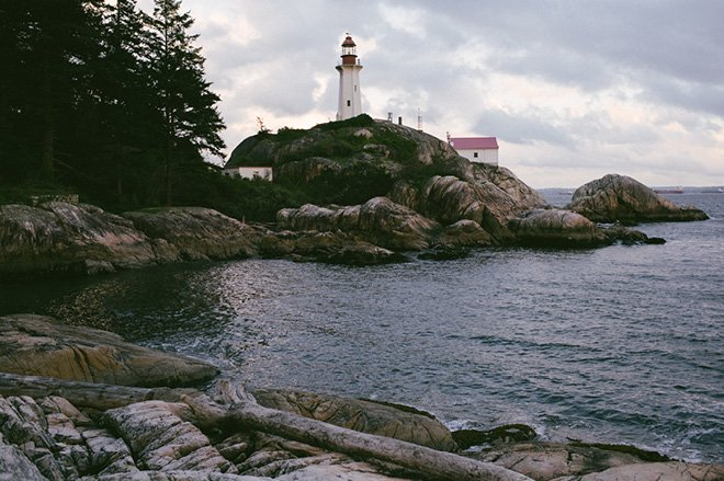 Vacouver - Kanada in den Flitterwochen