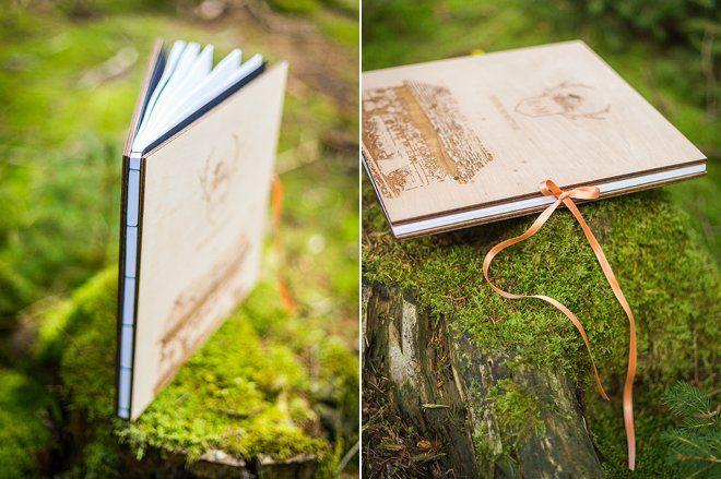 Wald und Jagt Papeterie Hochzeit13
