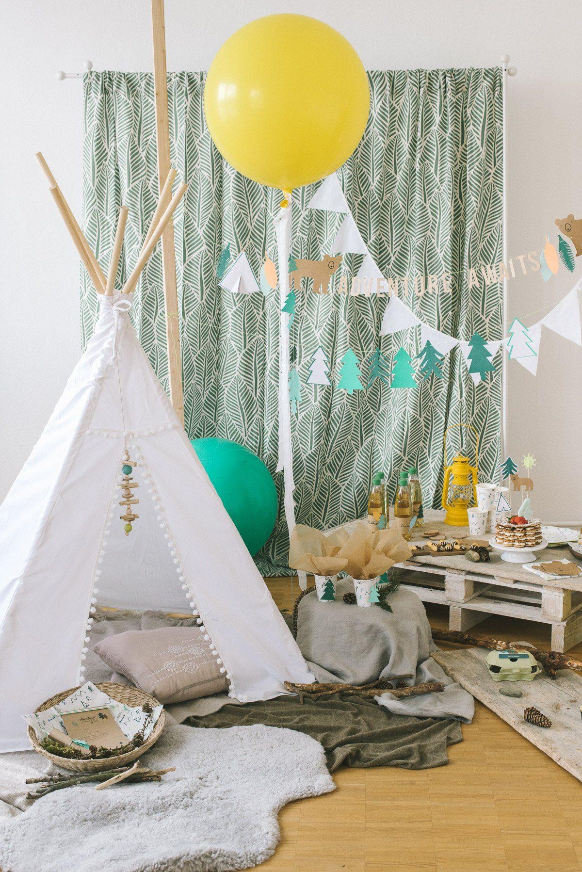 Tipi Teepee Zelt für Kinder