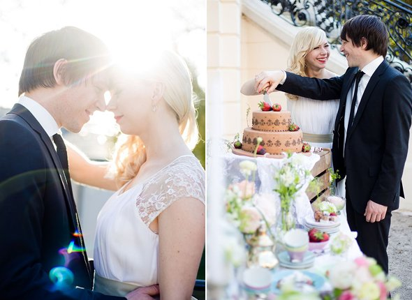 Wedding styled shoot with icecream, macarons and beautiful table setting15