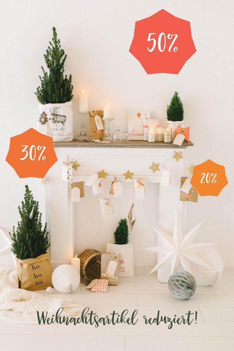 Weihnachtsdeko online kaufen