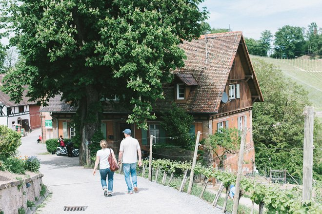 Wellnesswochenende mit wandern in Durbach3