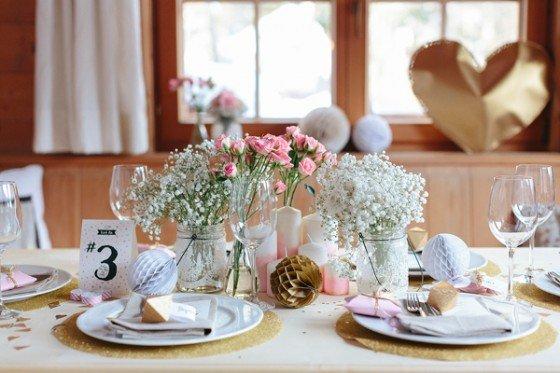Verschneite Hochzeitsinspirationen von Hanna Witte Fotografie