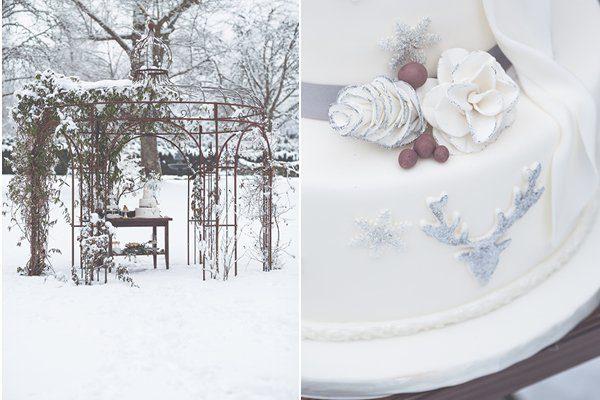Winterhochzeit mit Schnee4