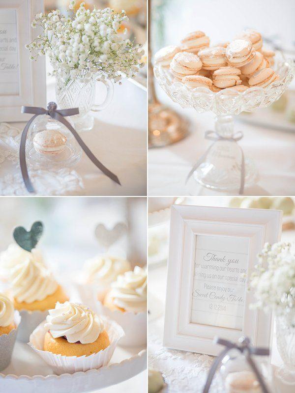 Winterliches Dessert Buffet Hochzeit Suessundsalzig