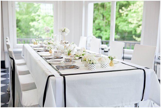 kaufen oder Tische, Stühle und die Hochzeitsdekoration doch einfach ...