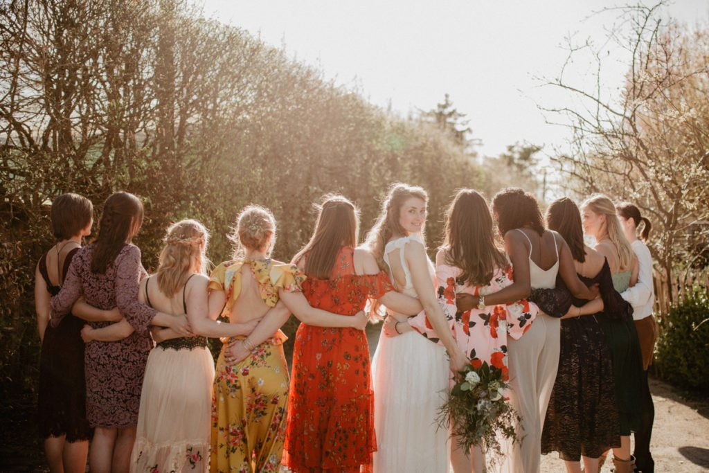 Boho Hochzeit Deko