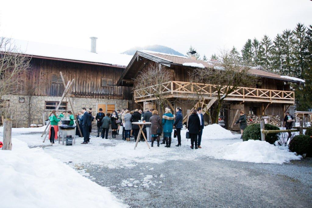 Winterhochzeit Hasenöhrl Hof