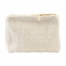 Boho Tasche, Farbe off-white, Größe 30x21cm