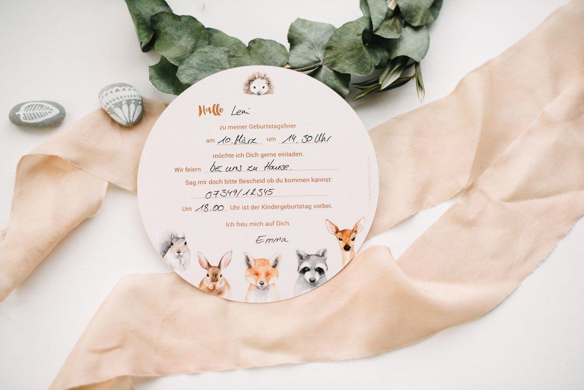 Boho Tierparty Die Neue Frl K Geburtstagsbox Fraulein K Sagt Ja Hochzeitsblog